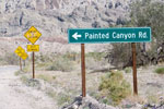 Painted Canyon Photos